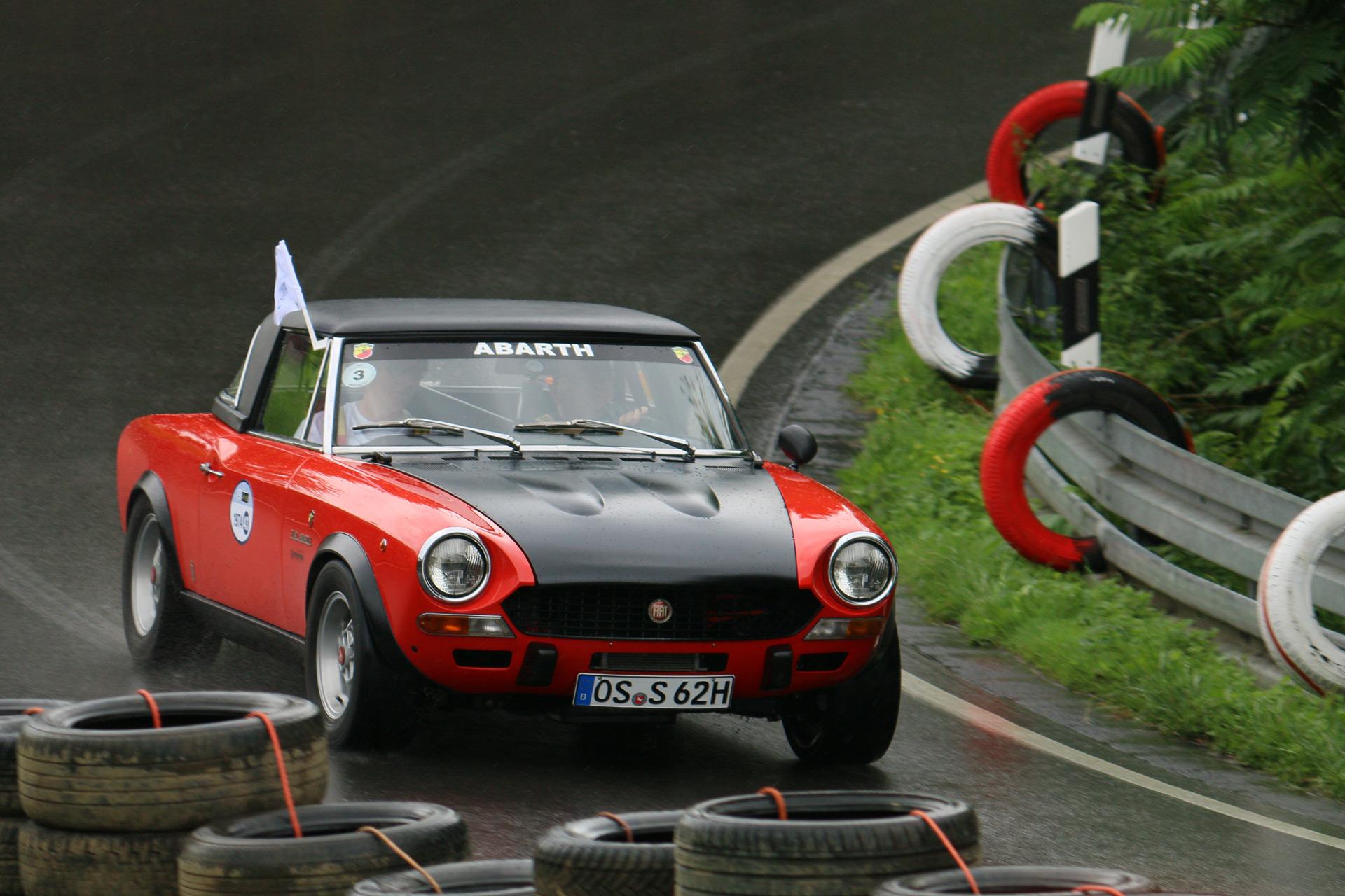"""Fiat 124 Sport Spider (""""Abarth"""")"""