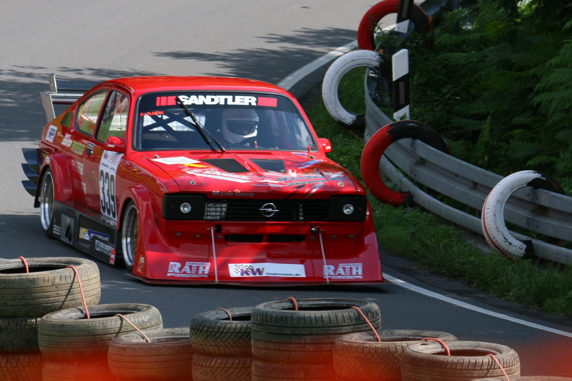 Der bis 1979 gebaute Kadett C war der letzte kompakte Opel mit Hinterradantrieb und beendete damit eine lange Tradition.