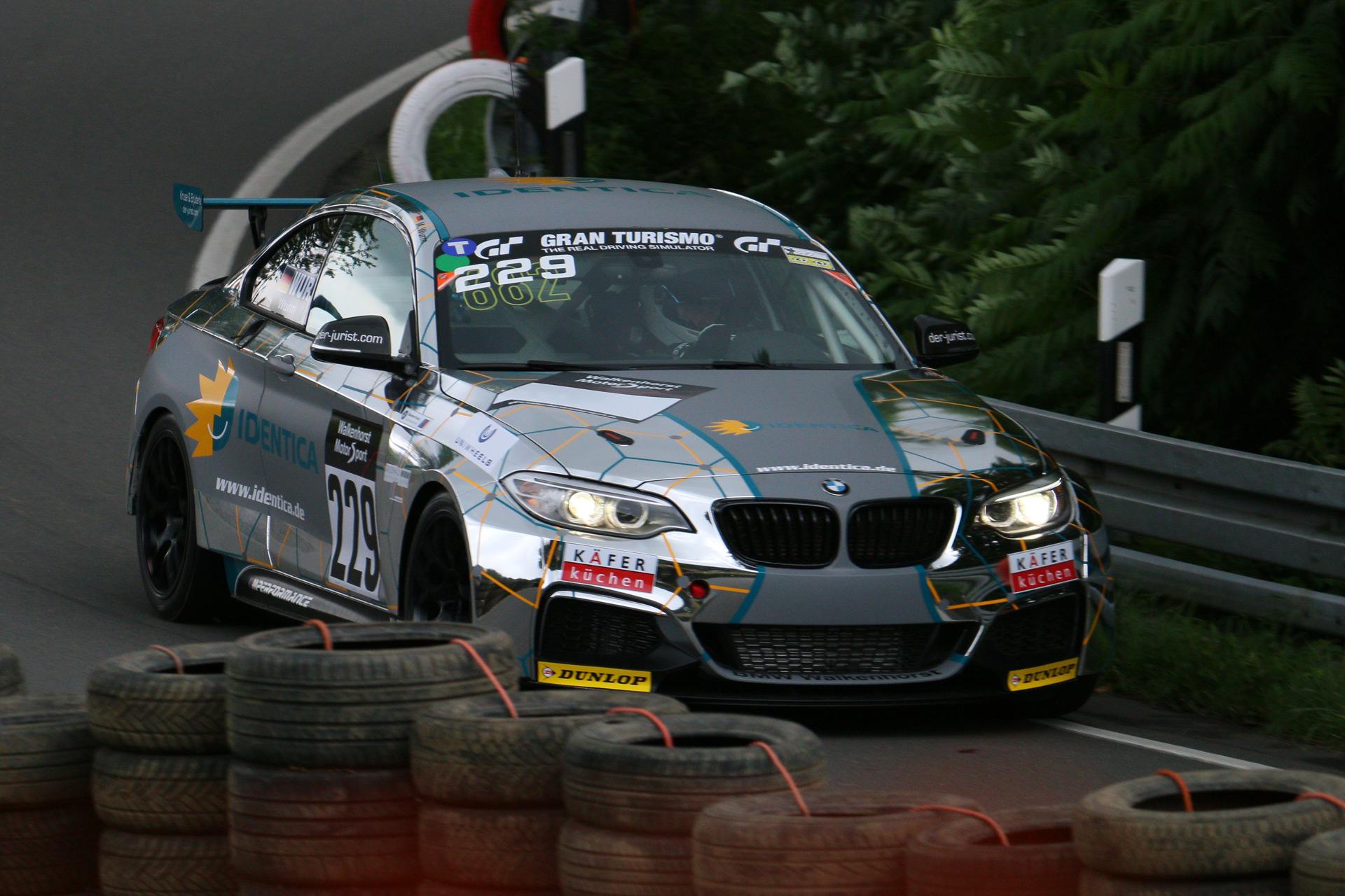 Das BMW M2 Coupé ist ein Sportcoupé und die höchstmotorisierte Version der 2er-Reihe von BMW.