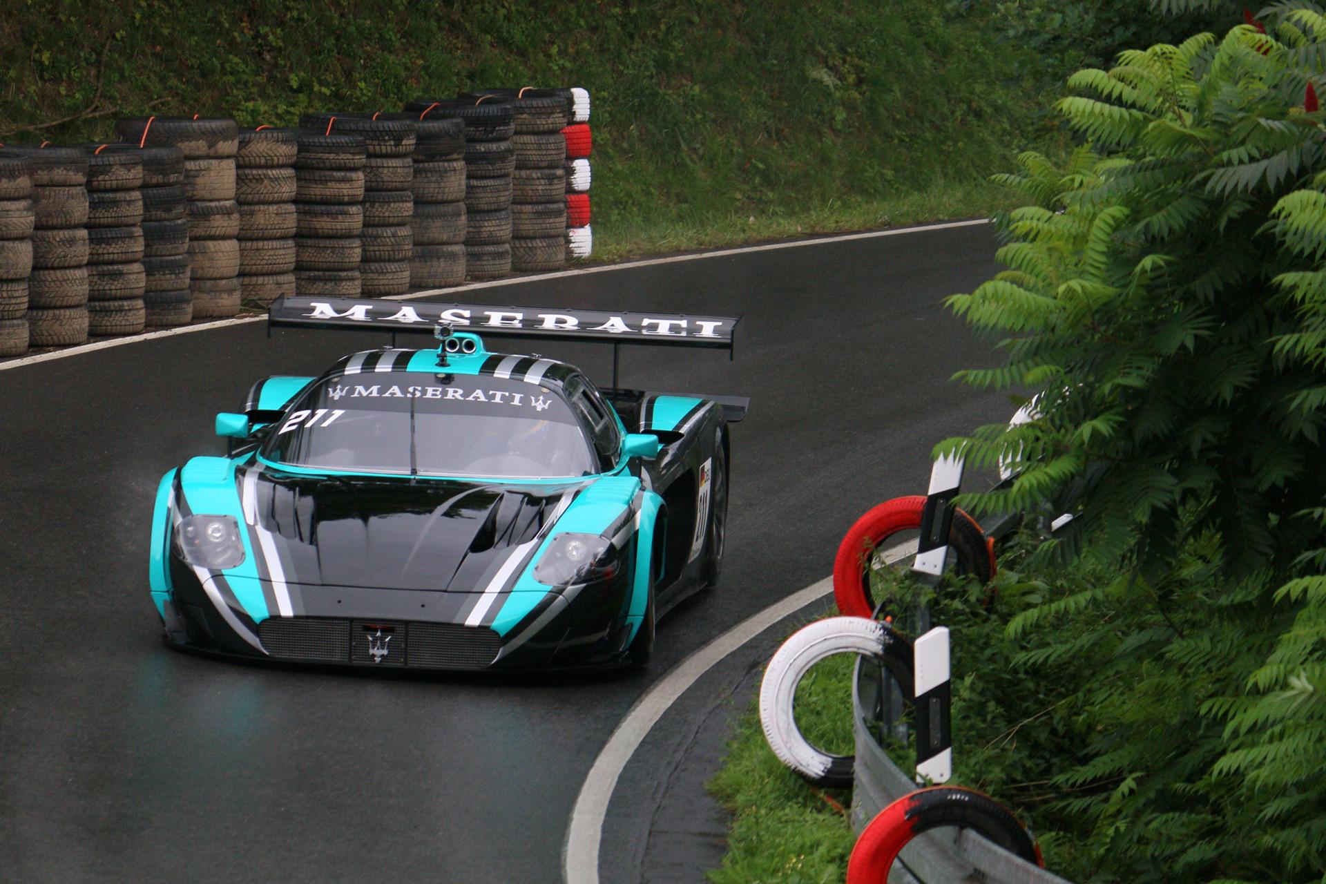 FIA GT1 Worldcup Winner Car 2010